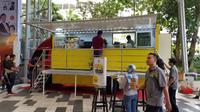 Toyota Dyna Untuk Food Truck. (Herdi Muhardi)