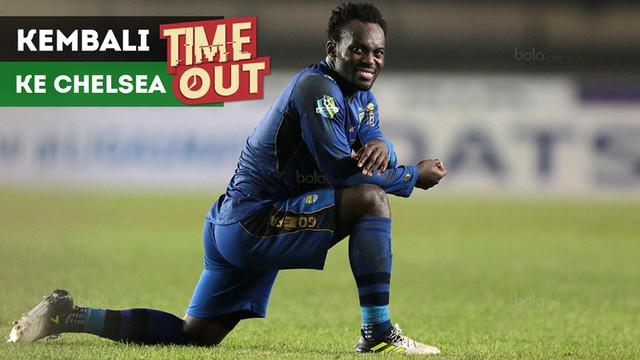 Berita video Time Out kali ini tentang gelandang Persib Bandung, Michael Essien, yang kembali ke Chelsea.