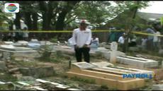 Demi proses autopsi, makam Zoya, pria yang dibakar hidup-hidup dibongkar.