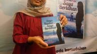 Novi Ernawati menjadi penyintas kanker selama 22 tahun (Liputan6.com/ Switzy Sabandar)