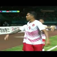 Jawaban Optimis Ghina Rai di laga Indonesia VS Uni Emirat Arab.