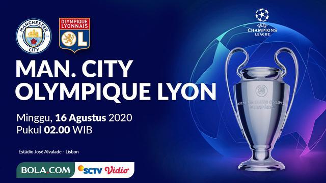 Jadwal Perempat Final Liga Champions Malam Ini Siapa Berani Bertemu Pembantai Barcelona Manchester City Atau Lyon Dunia Bola Com