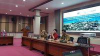 Sosialisasi Tata Cara Migrasi Aman bagi Pekerja Migran Indonesia (PMI) dan Pencegahan Perdagangan Orang dalam rangka Hari Dunia Anti Perdagangan Orang.