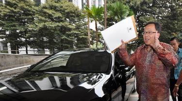 Menteri Keuangan, Bambang Brodjonegoro. (Liputan6.com/Miftahul Hayat)