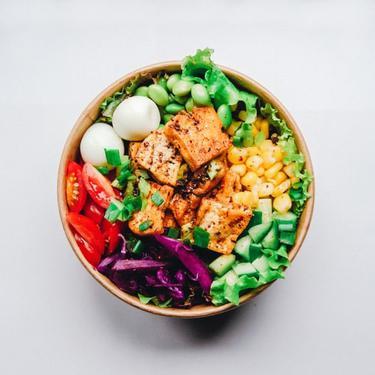 Salad. Unsplash/Anh Nguyen