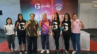 Srikandi Cup mendapat sponsor baru jelang Seri II di Surabaya. (Dok Srikandi Cup)