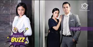 Kesuksesan sinetron orang ketiga yang tayang di SCTV membawa kebahagiaan untuk para pemain utamanya, Marshanda.
