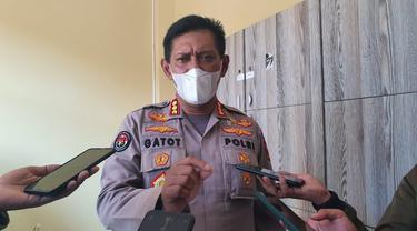 Kabid Humas Polda Jatim Kombes Gatot Repli Handoko. (Dian Kurniawan/Liputan6.com)