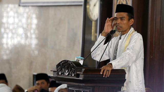 6 Fakta Pernikahan Ustaz Abdul Somad dengan Wanita Usia 19 ...