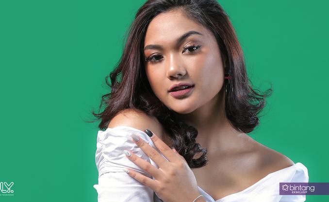 Eksklusif Langkah Pertama Karier Musik Marion Jola