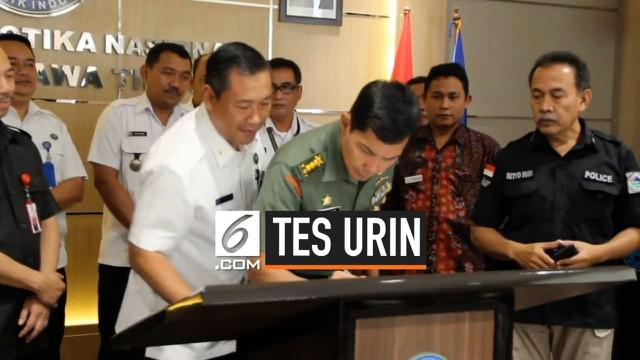 Sebentar lagi kementerian agama Jawa Timur akan menerapkan kebijakan baru untuk setiap calon pengantin yang akan menikah. Mereka harus menjalani tes urin, untuk apa?