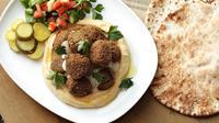 Heboh Arab akibat kedatangan Raja Salman bisa dirayakan dengan mengenali makanan sehat dari Timur Tengah.