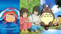 Hayao Miyazaki, sang pendiri Studio Ghibli, bakal meraih Penghargaan Kehormatan untuk Ajang Academy Awards.