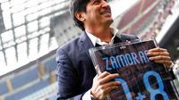 Mantan bomber Inter Milan, Ivan Zamorano (Gazzetta)