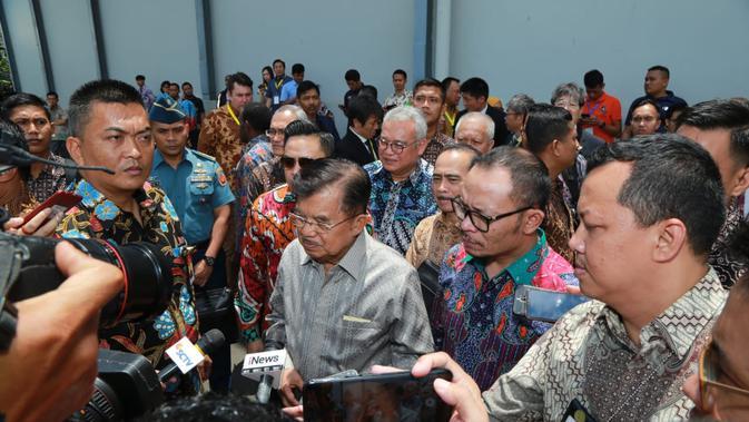 MDRN Wapres JK Tinjau Pesantren Modern Internasional Dea Malela di Sumbawa - News Liputan6.com