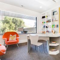 Siasati ruang belajar nyamana dan efektif untuk belajar anak di rumah. (Foto: Unsplash)