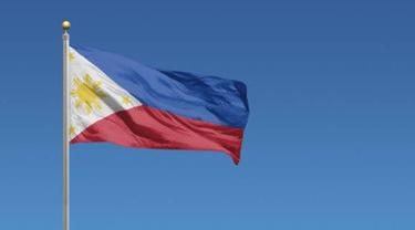 Bendera Filipina.