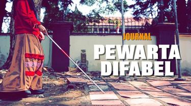 Popon Siti Latifah bukan seorang pewarta biasa. Ia juga seorang penyandang disabilitas netra. Bersama rekan-rekan sesama penyandang disabilitas, ia ikut mendirikan sebuah media yang diawaki kaum disabilitas.