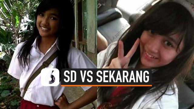 SD VS SEKARANG
