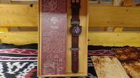 Jam tangan vegan kreasi Pala Nusantara dari Bandung. (Liputan6.com/Dinny Mutiah)