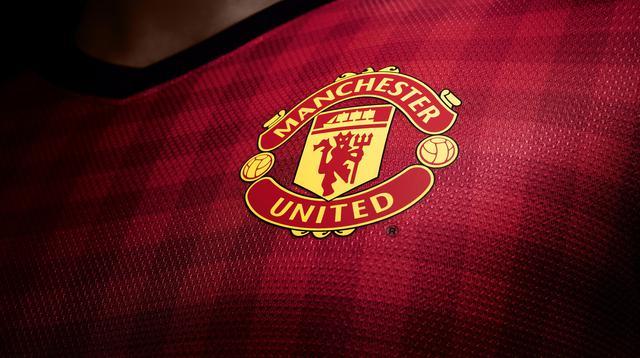 Ilustrasi logo Manchester United (Business of Soccer)
