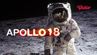 Sinopsis Film Apollo 18 di Vidio: Kisah Misi Terlarang ke Bulan yang Jadi Misteri