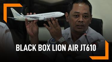 Fakta-fakta Investigasi di Black Box Lion Air JT610