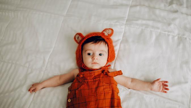 12 Gambar Baby Lucu saat Tidur dan Bermain, Sangat ...