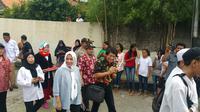Kak Seto menggagas Satgas Perlindungan Anak di tingkat RT (Liputan6.com/ Nanda Perdana Putra)