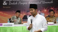 Calon Wakil Gubernur Jawa Timur Emil Dardak (Liputan6.com/Dian Kurniawan)