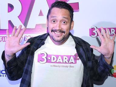 Tora Sudiro. (Bambang E. Ros/Bintang.com)