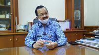 Wakil Wali Kota Solo Achmad Purnomo. (Liputan6.com/Fajar Abrori)