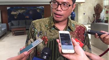 Dirut PT Garuda Indonesia Tbk Pahala Mansury (Dok Foto: Merdeka.com/Yayu Agustini Rahayu Achmud)