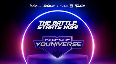 Berita video acara peluncuran The Battle of Youniverse (T-BOY) yang digelar di KLY Office pada Jumat (7/12/2018).