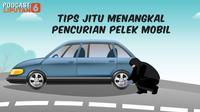 PODCAST Otomotif: Tips Jitu Menangkal Pencurian Roda Mobil