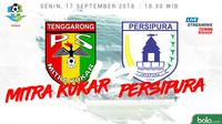 Liga 1 2018 Mitra Kukar Vs Persipura Jayapura (Bola.com/Adreanus Titus)