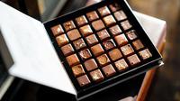 Ilustrasi cokelat praline. (dok. Egor Lyfar/Unsplash.com)
