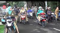 Pemkot Bogor akan sering melakukan sidak absensi minimal sekali dalam sebulan. (Liputan6.com/Achmad Sudarno)