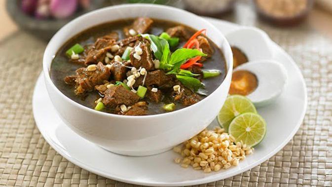 Resep Rawon Daging Asli Rawon Nguling Dan Rawon Ayam Paling Nikmat Dan Mudah Citizen6 Liputan6 Com
