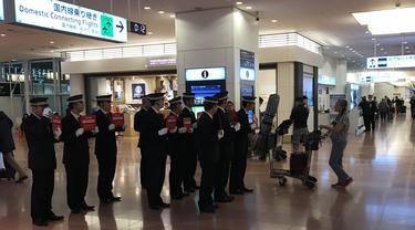 Bandara Haneda Jepang