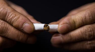 Gambar Ilustrasi Berhenti Merokok
