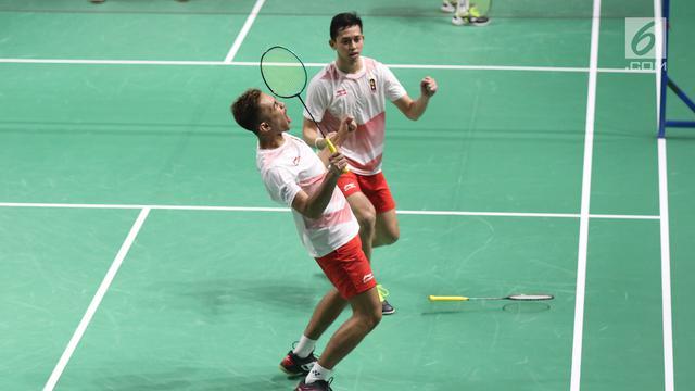 Live Streaming Indosiar Badminton Asian Games: Indonesia ...
