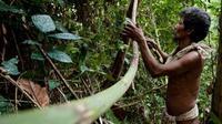 Orang rimba Jambi. (Liputan6.com / dok KKI Warsi)