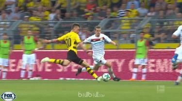 Berita video gol-gol terbaik yang tercipta pada pekan ke-31 Bundesliga 2017-2018. This video presented by BallBall.