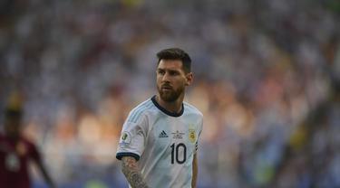 Timnas Argentina, Lionel Messi