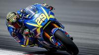 Pebalap Suzuki, Andrea Iannone. (Motorsport)