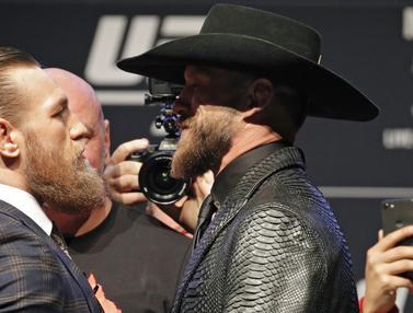 Conor McGregor Siap Kalahkan Donald Cerrone di UFC 246
