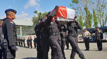 Briptu Heidar tewas dianiaya oleh KKB Puncak jaya, Papua (Liputan6.com/ Eka Hakim)