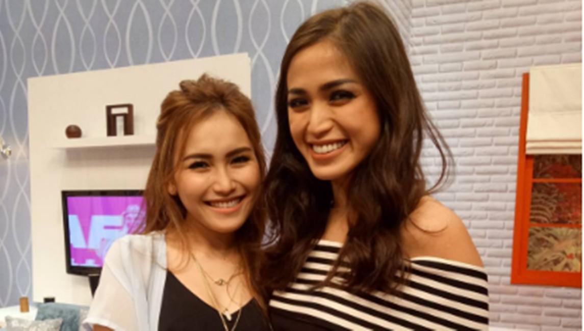Ayu Ting Ting dan Jessica Iskandar (Instagram @ayutingting92)