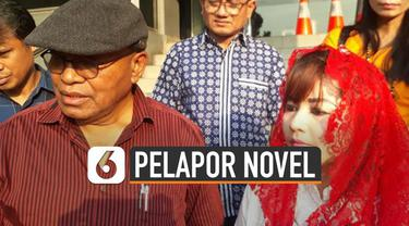 Penyidik KPK Novel Baswedan dilaporkan ke Polda Metro Jaya. Pelapornya adalah Dewi Tanjung, politisi PDI-P.